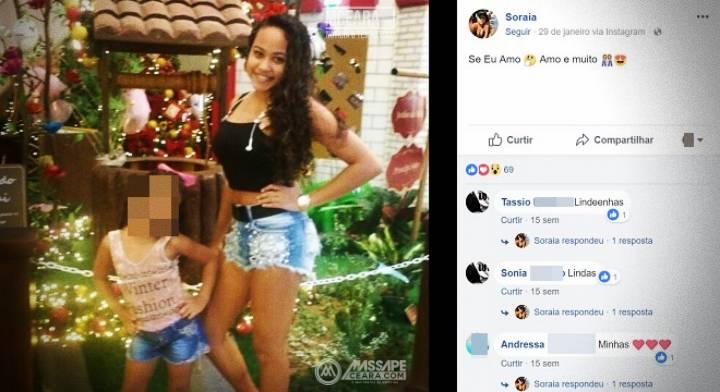 Jovem adolescente é assassinada