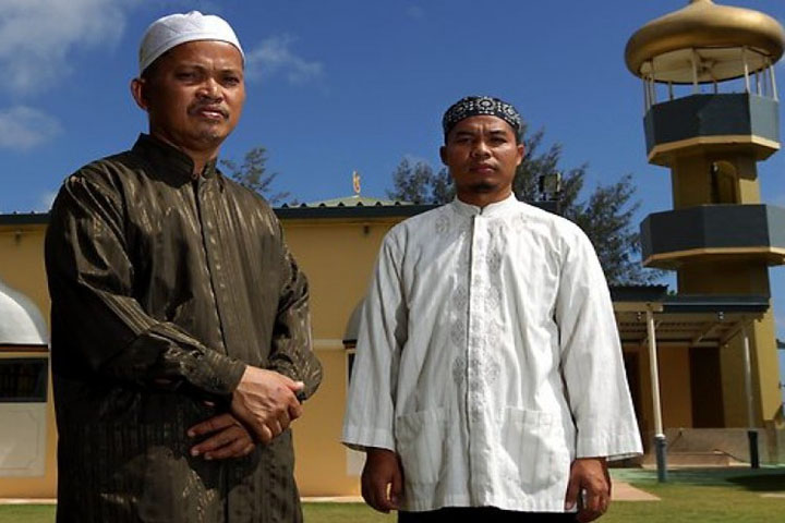 Geliat Syiar Masjid Kampung di Christmas Island
