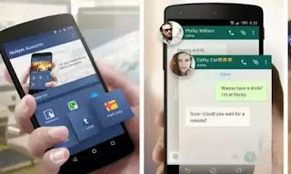 cara membuat dua akun WhatsApp di satu hp