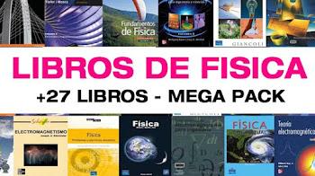 27 libros de fisica mega pack - descargar gratis