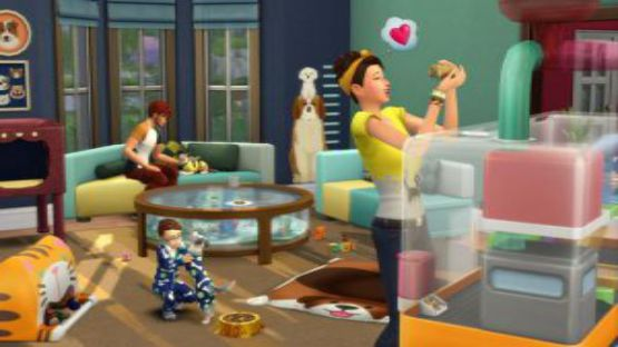 Download The Sims 4 My First Pet Stuff game for pc