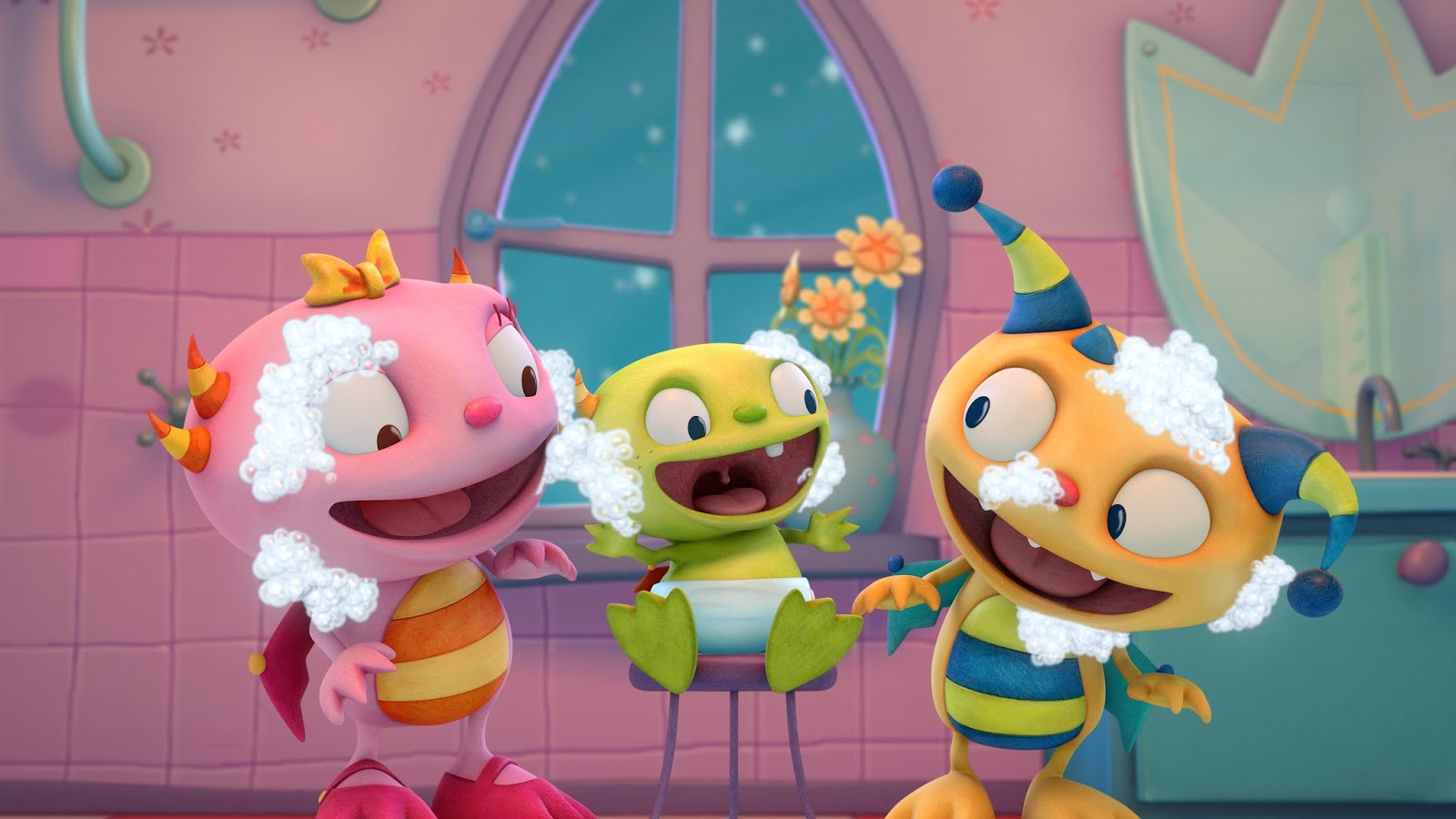 Henio Tulistworek Disney Junior Bajki Bzibziak2