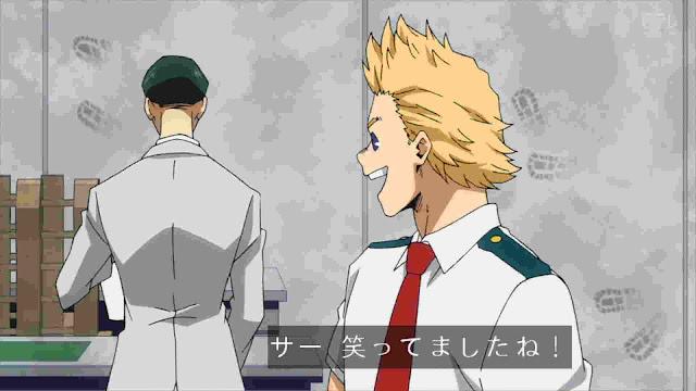 Boku no Hero Academia Season 4 - Episode 3