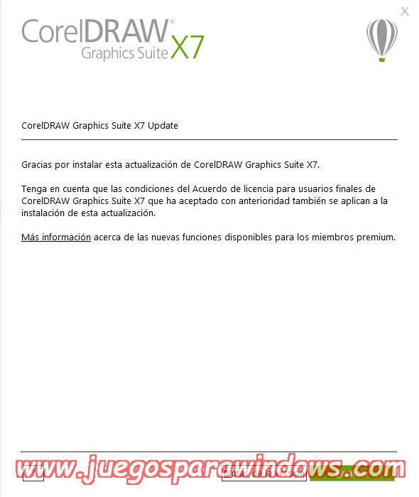 CorelDRAW Graphics Suite X7.3 ESPAÑOL Software De Diseño Gráfico Completo (XFORCE) 13