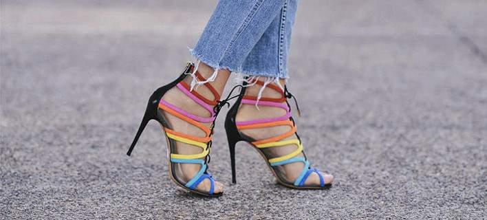 294b9d1ce8e Τα παπούτσια της άνοιξης -Οι 8 τάσεις που θα φορεθούν ως τον Σεπτέμβριο  [εικόνες]