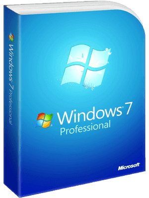 Windows 7 Professional SP1 Imagen