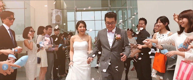 【婚禮紀錄】TAICHUNG WEDDING 心之芳庭-結婚午宴