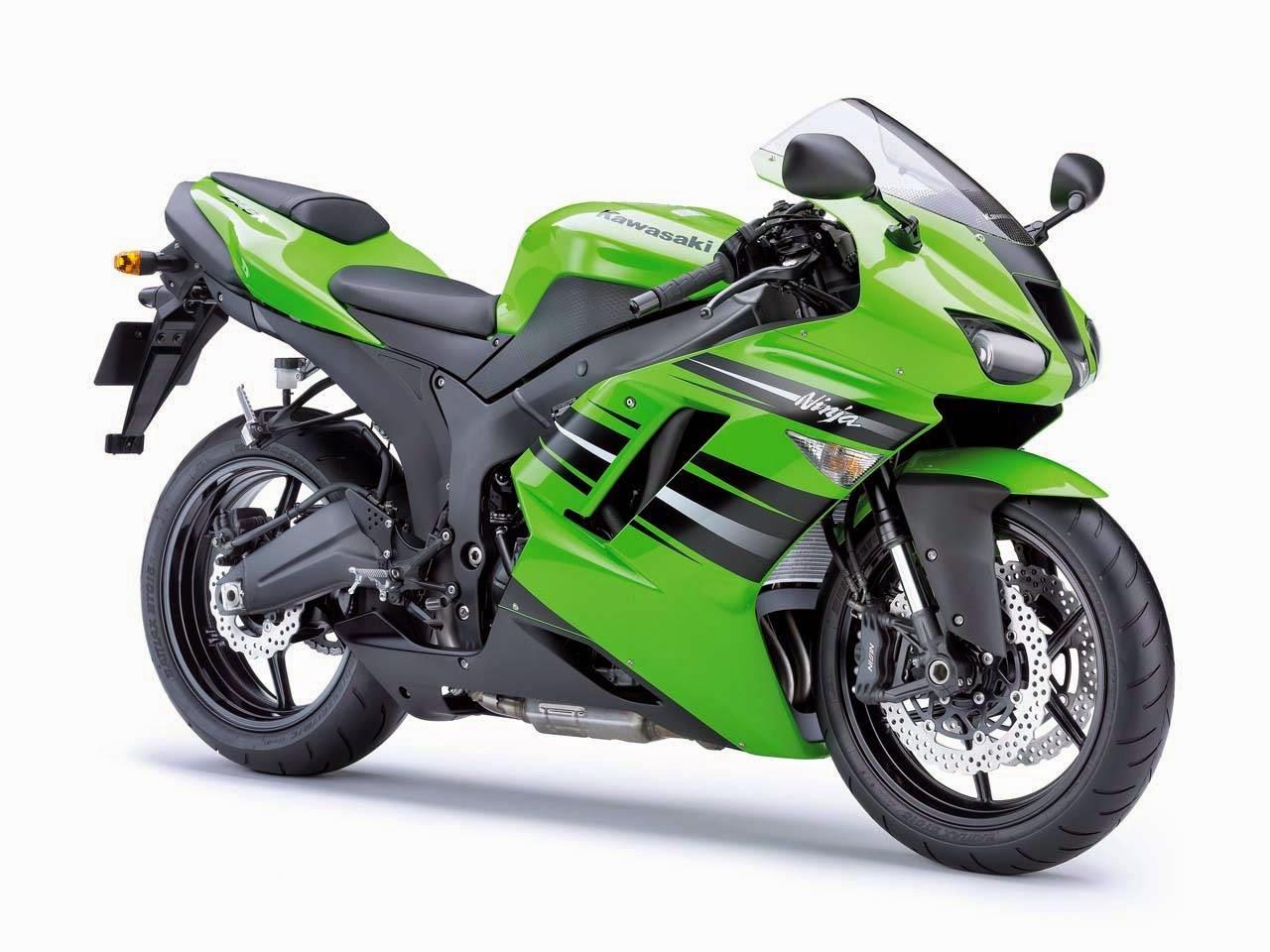 Daftar Harga Motor Kawasaki Ninja Terbaru 2015