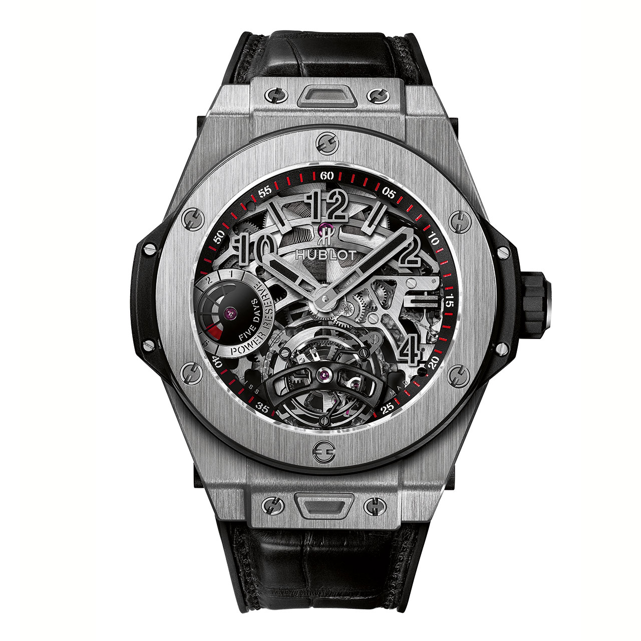 Hublot Big Bang Tourbillon Power Reserve 5-Days Indicator Mechanical Watch