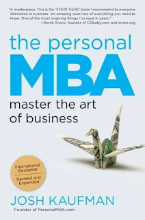 Personal MBA Josh Kaufman