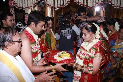 Sneha Prasanna wedding rituals