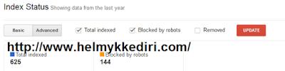 Mengatasi URL Dicekal Robot Webmaster1