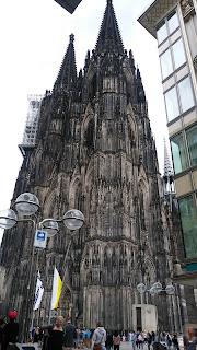 Fotografia da lateral da Catedral