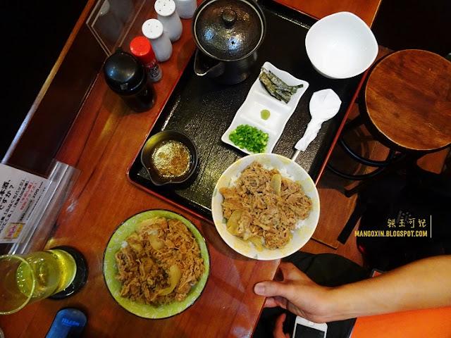 【越南食物篇】胡志明 便宜又好吃的牛丼饭 牛屋 Gyumeshi-Ya