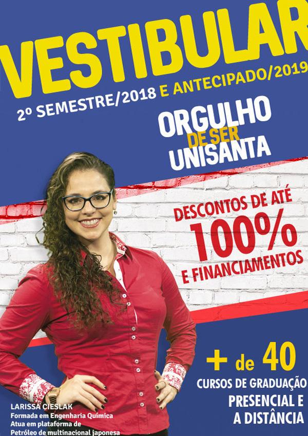 9dc31fec9 Jornal Fatos de Itanhaém  Vestibular Unisanta