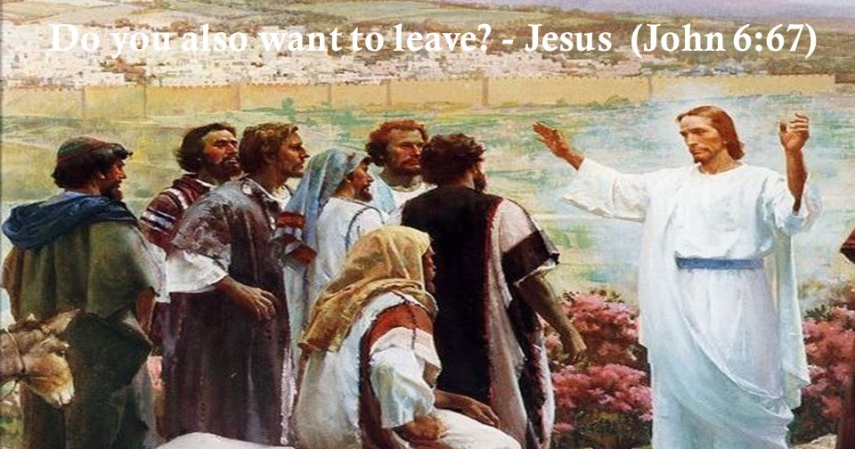 i am sayings of jesus in johns gospel religion essay Comparing the gospels: matthew, mark, luke, and john  closely with jesus therefore, john's message is  of i am that will be found in john's gospel.