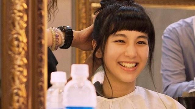yuki sasou adalah cewek jepang yang jadi bintang iklan pocari sweat