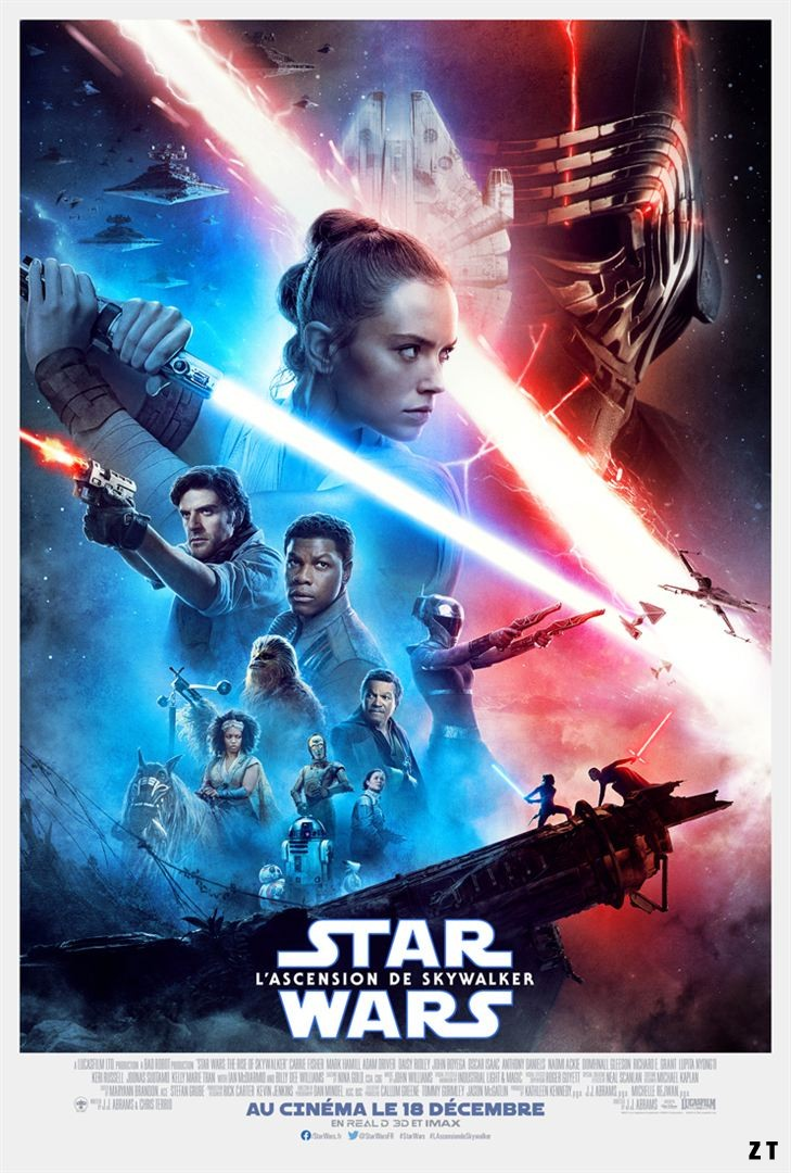 Star Wars: L'Ascension de Skywalker [BDRip] [Streaming] [Telecharger]