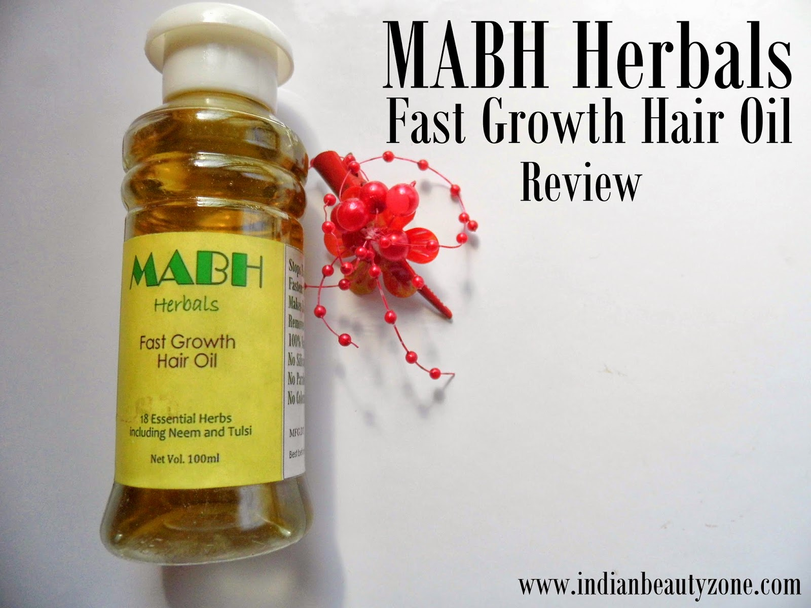 Hair oil to control hair fall