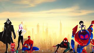 Spider-Man Into The Spider Verse Xbox One Background