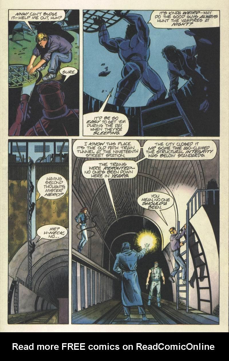 Read online Secret Weapons comic -  Issue #6 - 14
