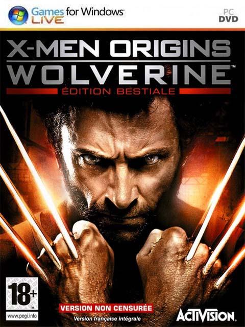 تحميل لعبة X-Men Origins Wolverine برابط مباشر + تورنت