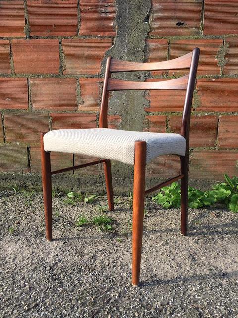 cadeira, vintage, nórdica, design nórdico, a Porta Verde, móveis vintage