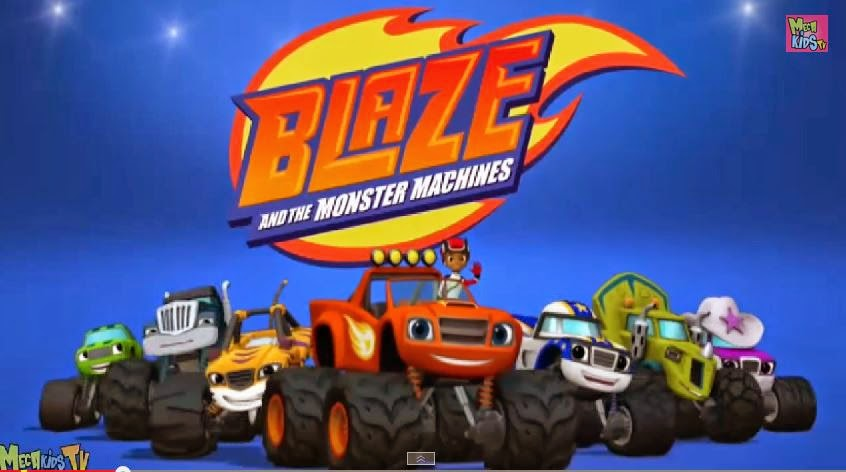 Todo sobre de kingdom hearts iii blaze y los monster machines