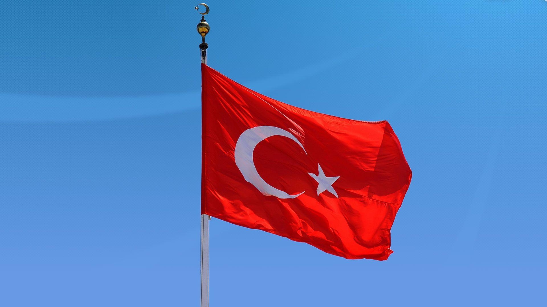 HD Türk Bayrağı Arkaplan Resimleri