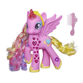 My Little Pony Glowing Hearts Princess Cadance Brushable Pony