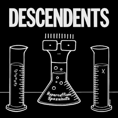 "DESCENDENTS ""Without Love"", ""Victim Of Me"""