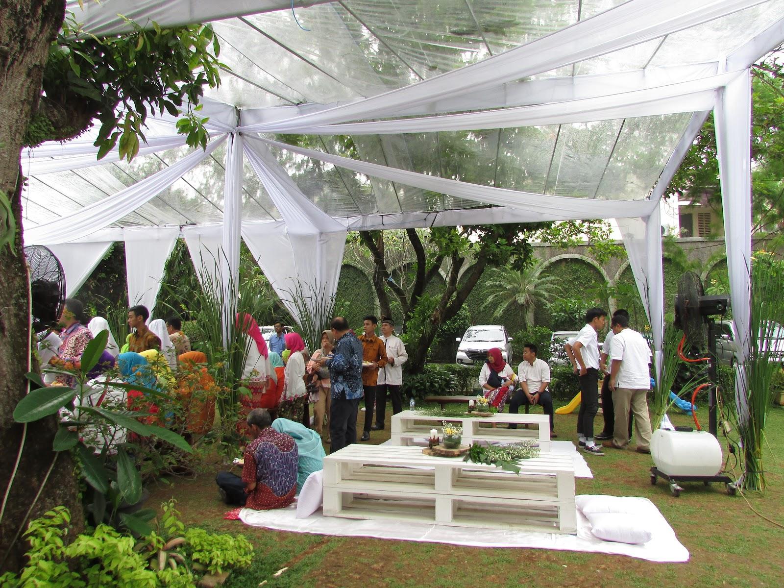 Tenda Roder Transparan 2