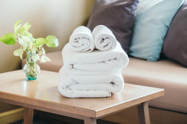 Veja cinco dicas para lavar roupas de cama e banho