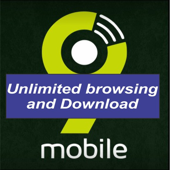 9mobile unlimited download with Office VPN 2017
