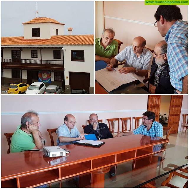 Puntallana busca una solución para el problema del suministro eléctrico en el centro médico de su municipio