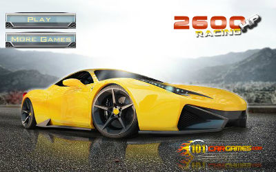 2600 HP Racing - Jeu de Course de Voitures sur PC