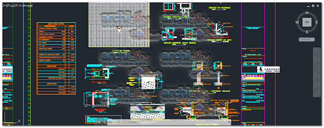 Download-AutoCAD-hotel-cabins-cad-dwg