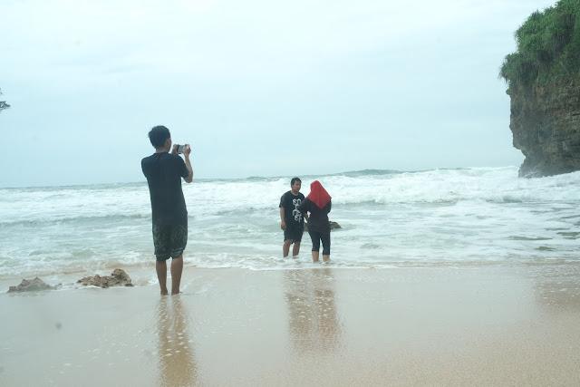 Pantai Ngitun Yogyakarta