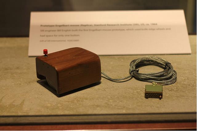 primer mouse del mundo