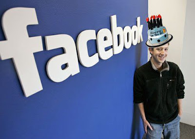 Today is Facebook's 13th birthday
