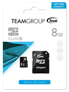 micro sd 8gb team group