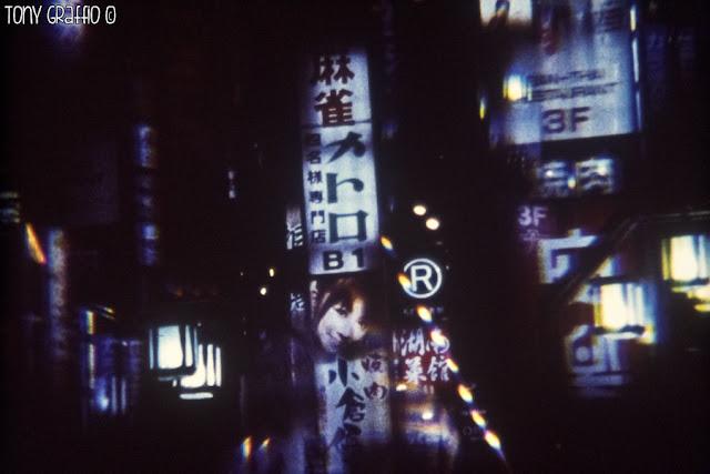 Ginza Strip Richard Tuhoy