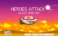 Heroes Attack Alien Shoter Apk Full Version