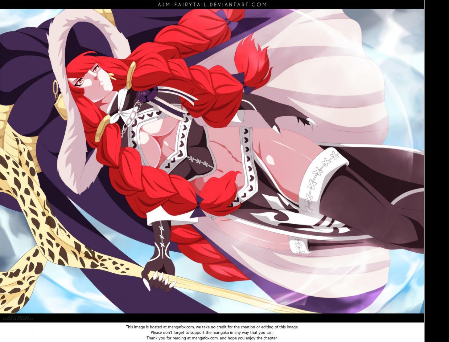 Fairy Tail Ch.490