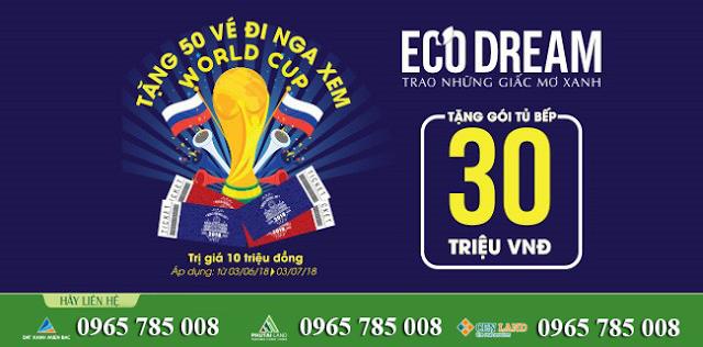 Tặng vé đi World Cup