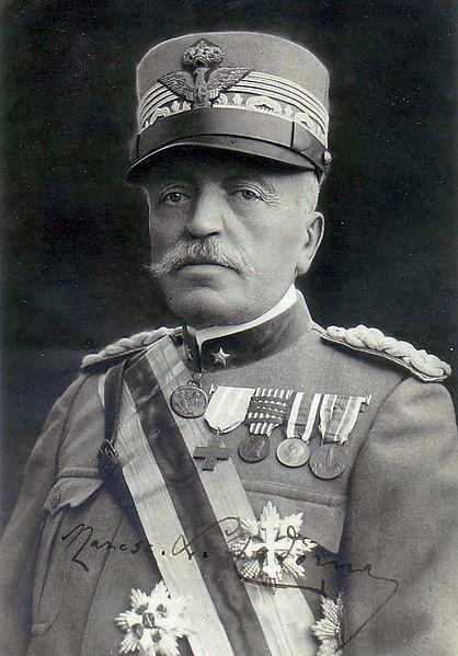 Luigi Cadorna, boucher de l'Isonzo