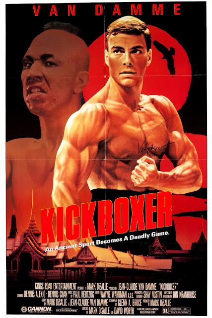 Kickboxer (1989) DVDRip ταινιες online seires xrysoi greek subs