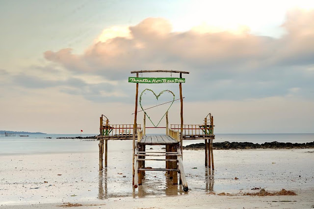 0812-6711-1161 Pantai Baru terbaik di Batam Pantai Tegar Bahari Beach