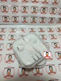 HANDSFREE EARPHONE IPHONE IPOD APPLE