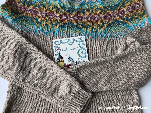 свитер из Пехорки Семейной